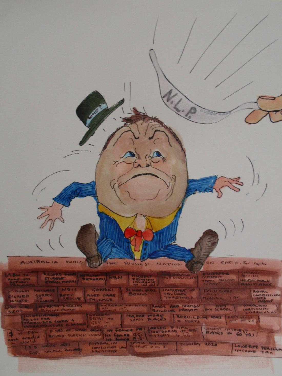 Humpty Bill