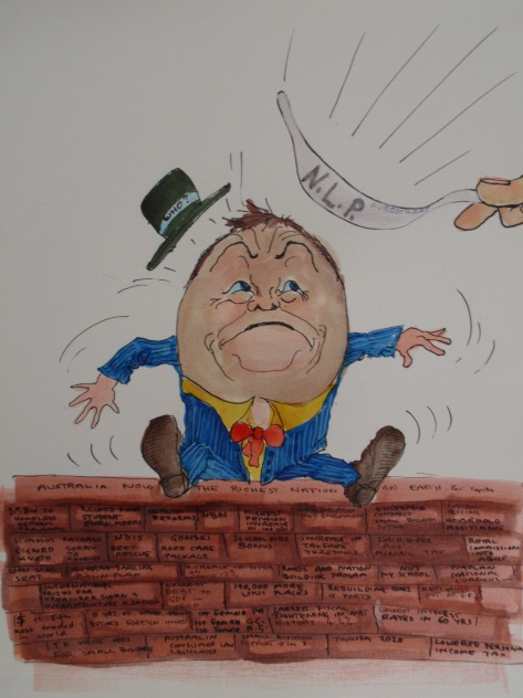 Humpty Bill